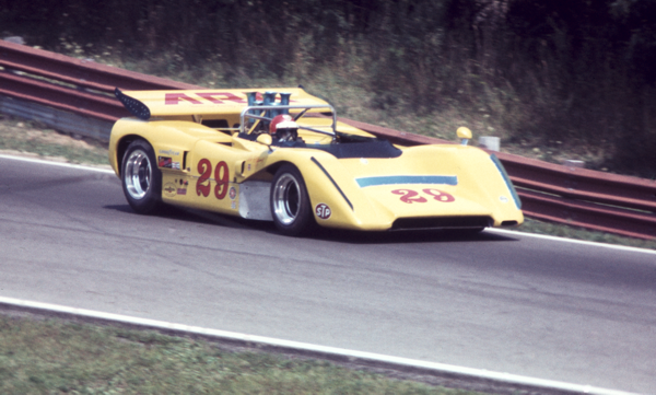 Mid Ohio 71 Can Am McLaren M8E
