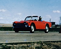 TR4A at speed